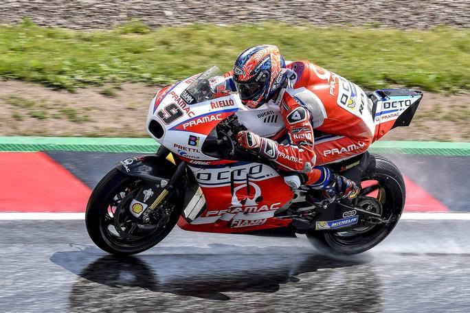 """MotoGP Sachsenring: Danilo Petrucci, """"E' mancata la ciliegina sulla torta"""""""