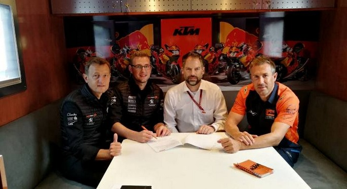 Moto3: PrüstelGP correrà nel 2018 con la KTM