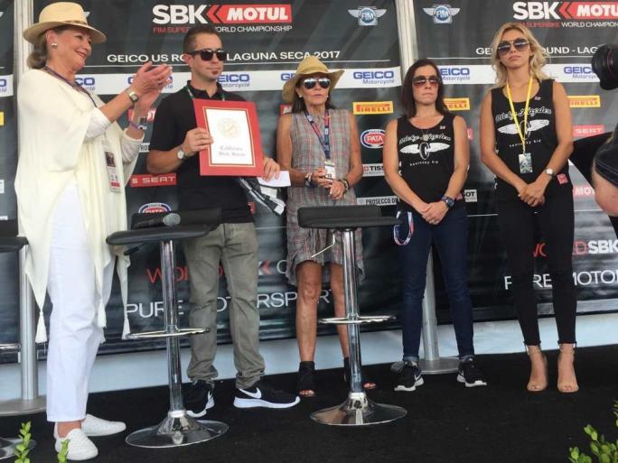 Superbike, Geico US Round: a Laguna Seca si celebra Nicky Hayden