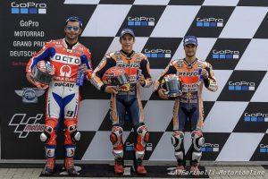 MotoGP Sachsenring: Sunday Guide, statistiche pre-evento