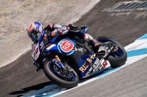 Superbike, Geico US Round: multa per il team Pata Yamaha