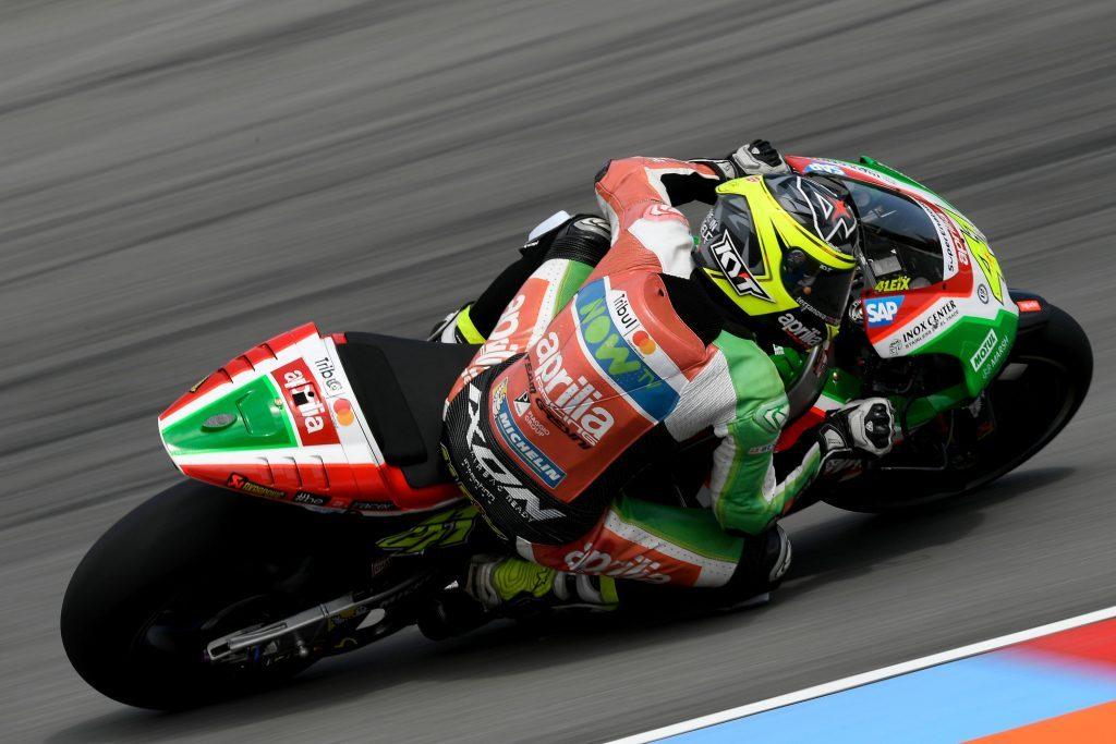 """MotoGP Brno Day 1: Espargarò, """"Giornata dedicata alle novità"""""""
