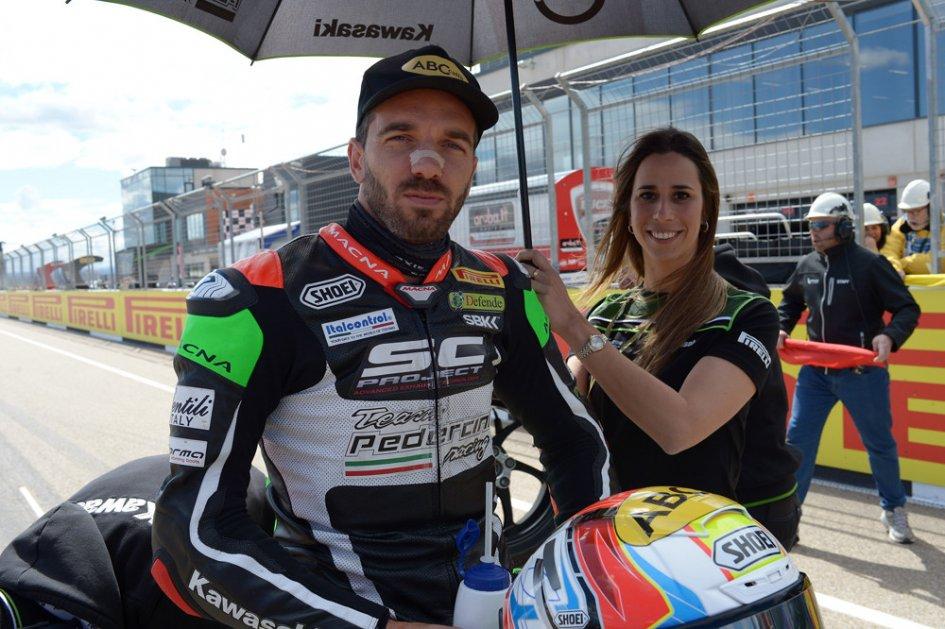 Superbike: risoluzione tra De Angelis e Pedercini