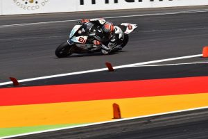 SBK, Prosecco DOC German Round, Gara2: weekend impegnativo per Althea