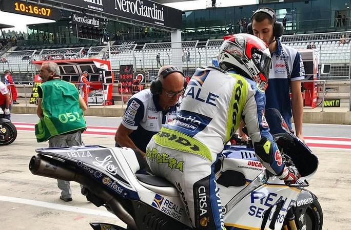 MotoGP Austria, FP1: Brillano le Ducati, Barberà davanti a Dovizioso, Rossi è dodicesimo