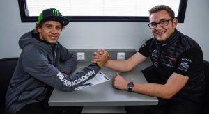 Moto3: Marco Bezzecchi correrà con la KTM del PrüstelGP