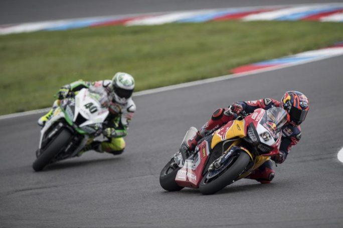 SBK, Prosecco DOC German Round, Gara2: difficoltà per Honda