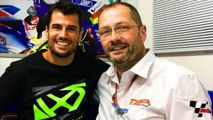 Moto2 Austria: Simone Corsi firma con Tasca Racing per il 2018