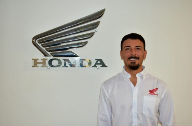 SBK, Prosecco DOC German Round: Davide Giugliano con Honda