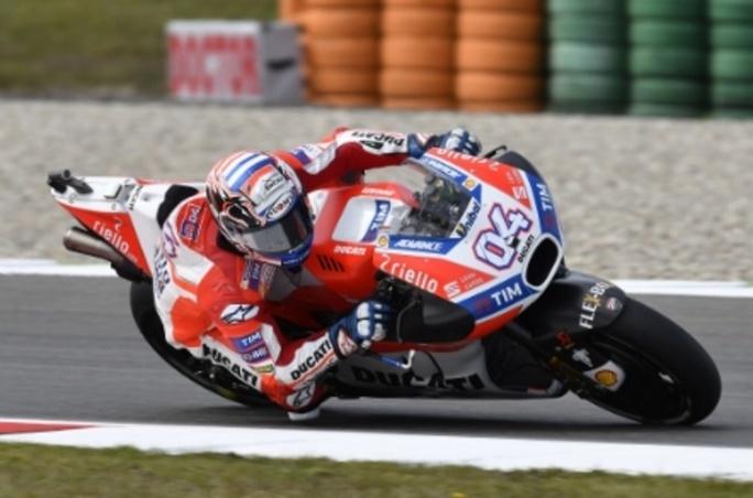 """MotoGP Brno Day 1: Andrea Dovizioso, """"Ottimo inizio"""""""