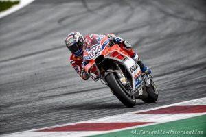 """MotoGP Austria Gara: Andrea Dovizioso, """"Volevo questa vittoria"""""""