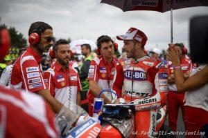 """MotoGP Austria: Dovizioso, """"Sono fiducioso per questa gara"""""""