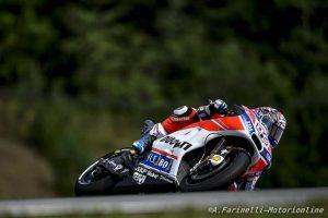 """MotoGP Brno QP: Andrea Dovizioso, """"Sono molto contento, possiamo giocarcela"""""""