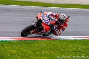 MotoGP Austria, Gara: Dovizioso cala il tris, meravigliosa vittoria a Spielberg, Marquez è battuto