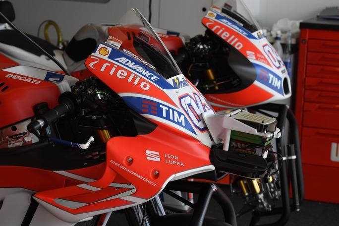 MotoGP: Ducati a Misano con Pirro, martedì in pista Dovizioso e Lorenzo