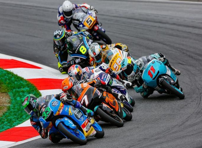 Moto3 Austria Gara decima posizione per Bastianini