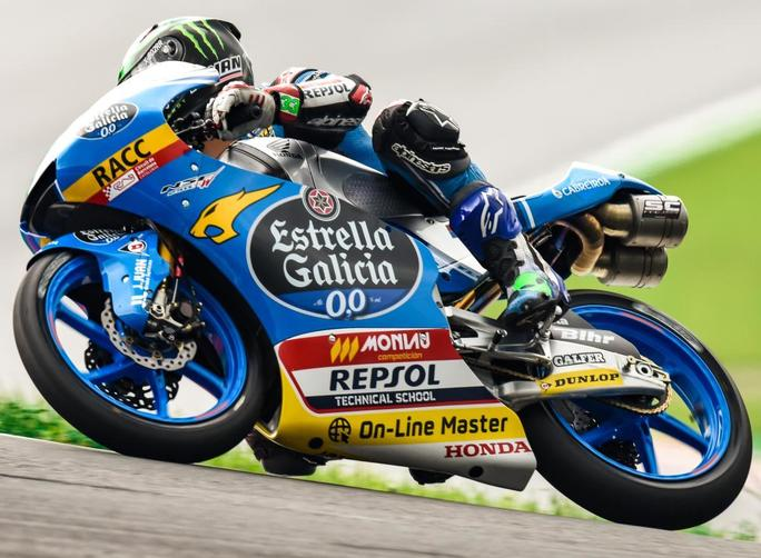 """Moto3 Austria Qualifiche: Bastianini, """"Sapevamo di poter fare bene"""""""