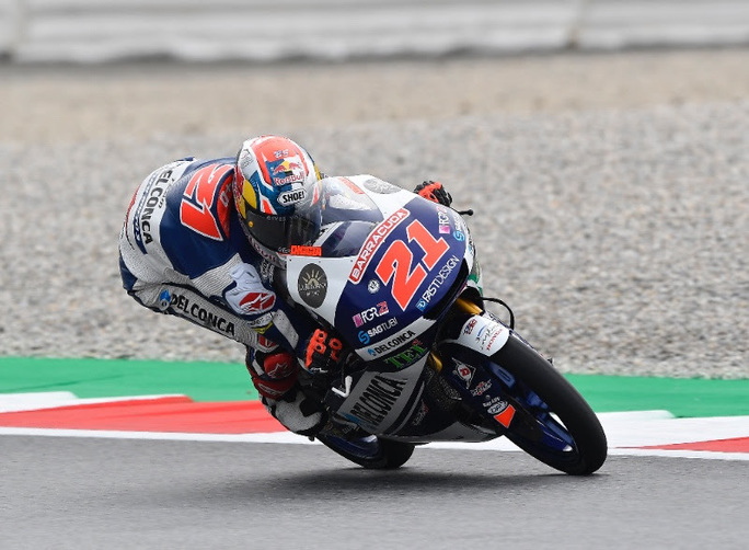 Moto3, Gp Austria: Vince Mir e vola in classifica generale