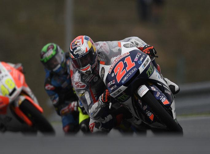 "Moto3 Gara Brno: Di Giannantonio, ""Gara da dimenticare"""