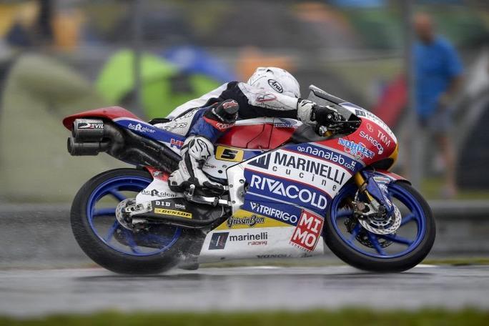 """Moto3 Brno: Romano Fenati, """"Ho fatto una gara veramente fantastica"""""""
