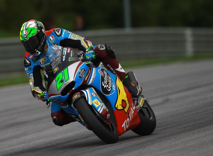 Moto2: Austria, a Luthi le terze libere