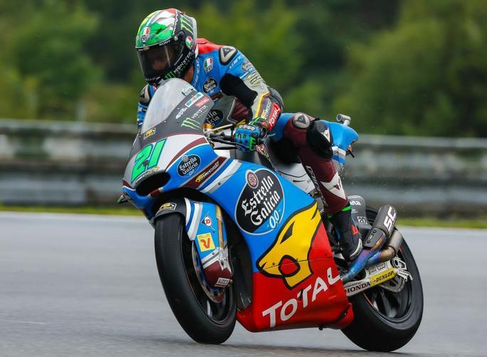 """Moto2 Gara Brno: Morbidelli, """"Dobbiamo capire perché non sono stato veloce"""""""