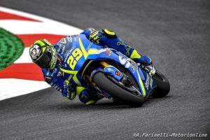 """MotoGP Austria Qualifiche: Iannone, """"Peccato per il problema alla prima moto"""""""
