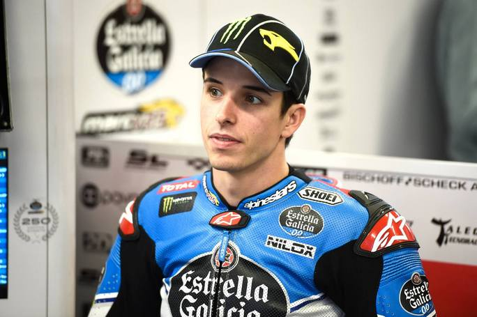 Moto2 Brno: Intervista esclusiva a Alex Marquez