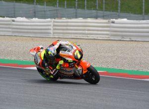 Moto2 Austria Gara: ko di Marini e Baldassarri