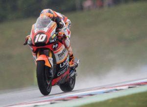 "Moto2 FP2 Brno: Marini, ""Giornata positiva"""