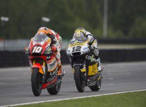 """Moto2 Gara Brno: Marini, """"Il quarto posto è un buon punto di partenza"""""""