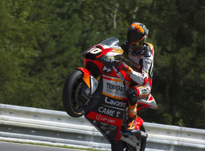 """Moto2 Preview Gp Austria: Marini, """"Importante sfruttare ogni occasione"""""""