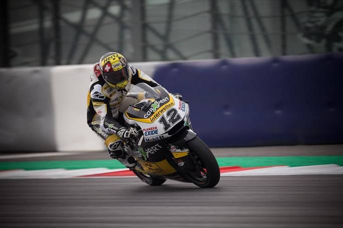 Moto2 Austria, FP3: Luthi precede Bagnaia e Pasini