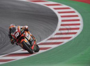 Moto2 Preview Gp Silverstone: Marini e Baldassarri fiduciosi per il weekend