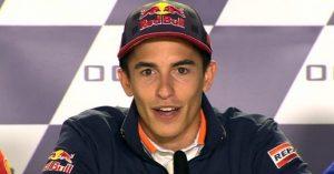 """MotoGP Silverstone, Conferenza Stampa: Marquez, """"Tracciato difficile, ma stiamo lavorando bene"""""""