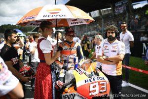"""MotoGP Silverstone Preview: Marc Marquez, """"L'obiettivo è lottare per il podio"""""""