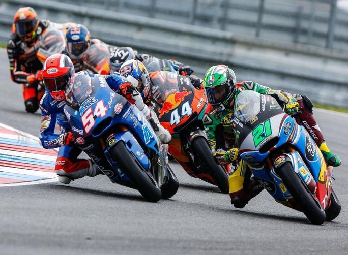 """Moto2 Gara Brno: Pasini, """"Ho fatto un errore"""""""