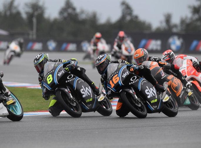 "Moto3 Gara Brno: Migno, ""Gara difficile"""