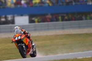 Moto2 Austria, FP1: Meteo protagonista, Oliveira è il più veloce