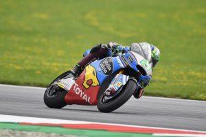 Moto2 Austria, Warm Up: Morbidelli è il più veloce