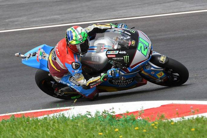 "Moto2 Austria, Gara: Morbidelli suona la ""settima"" e allunga in classifica"