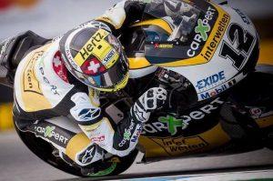 Moto2 Brno, Gara: Luthi vince a sorprese la gara matta della Repubblica Ceca