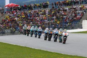 "Moto3: A Silverstone la ""cenerentola"" del Motomondiale festeggia 100 gare"