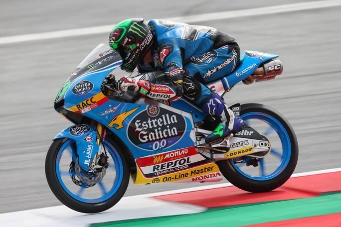 """Moto3 Austria, FP3: Ritorna la """"Bestia"""" Bastianini al comando"""