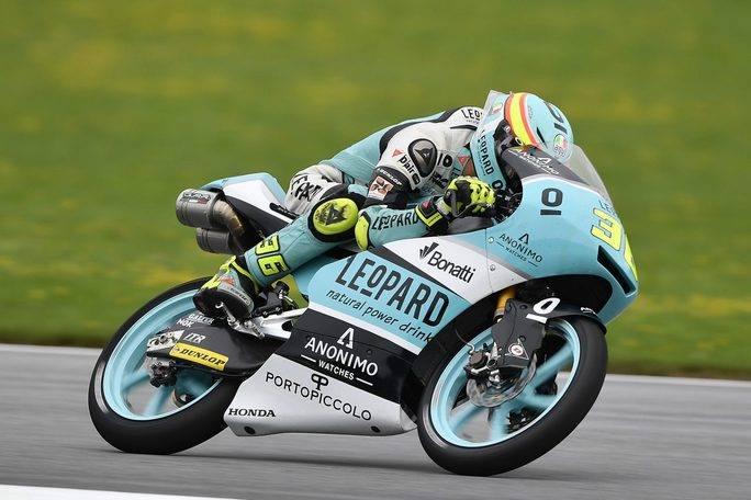 Moto3 Austria, Gara: Mir domina, settimo successo e mondiale ipotecato