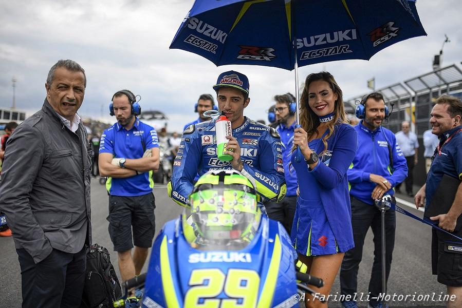 MotoGP, Iannone parte in ventesima posizione a Brno
