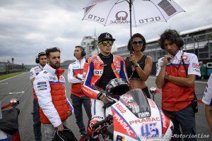 """MotoGP Brno: Redding, """"Non voglio andare in Superbike, sto combattendo per  rimanere in questo paddock"""""""