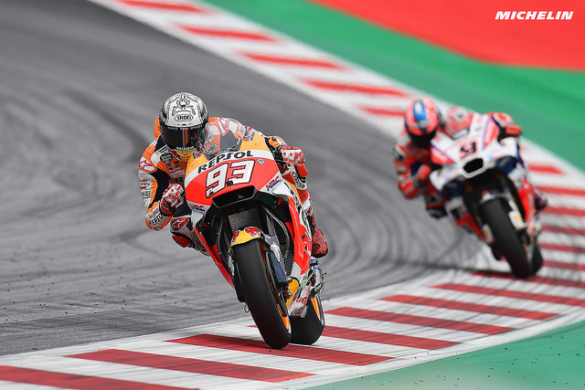 """MotoGP Austria, Day 1: Marquez, """"Ho deciso di concentrarmi sul passo per domenica"""""""