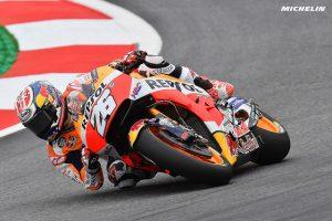 """MotoGP Austria, Day 1: Pedrosa, """"Sono contento di come ho iniziato il weekend """""""