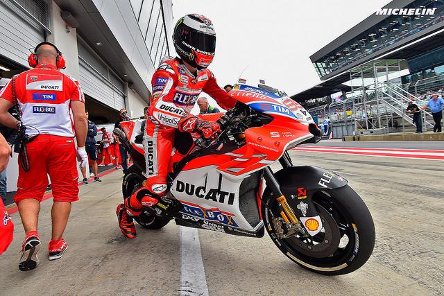 """MotoGP Austria, Day 1: Lorenzo, """"Non è stata una giornata facile"""""""